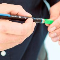 قلم فیبر نوری - VFL تست و کاربرد
