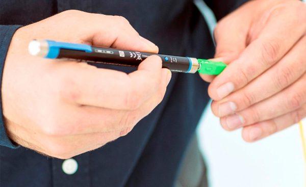 قلم فیبر نوری EXFO FLS140