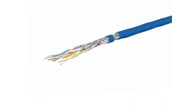 کابل شبکه Cat.7 LSZH S/FTP