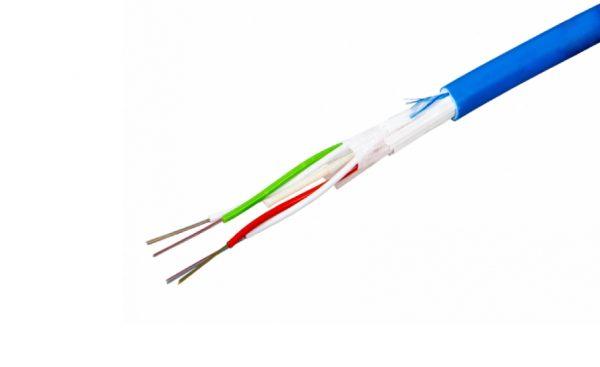 کابل فیبر نوری مالتی مد 48 کر - OM3