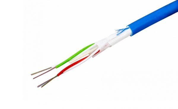 کابل فیبر نوری 48 کر Multi Mode - OM4