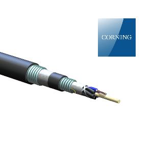 کابل فیبر نوری -16 کر سینگل مد ITU G652.D کرنینگ