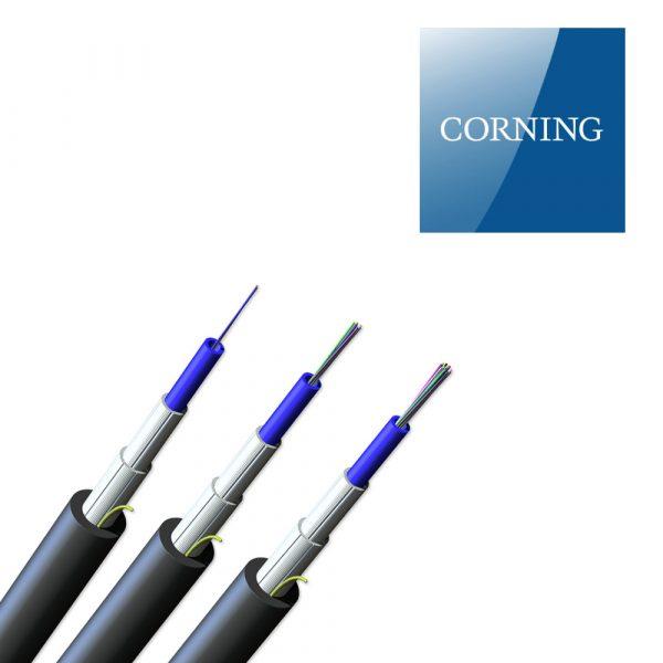 کابل فیبر نوری 4 کور - LSZH OM3 کورنینگ