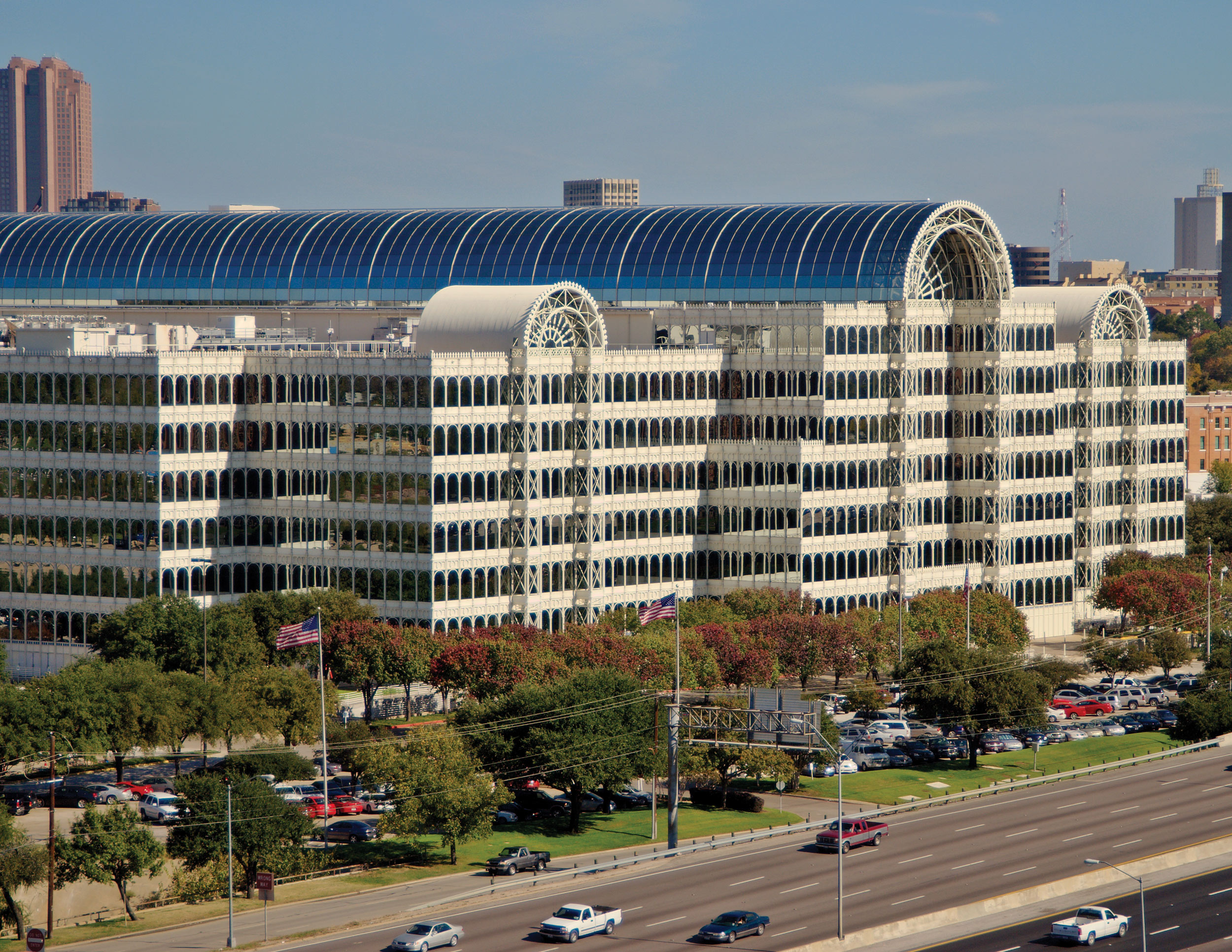 مرکز داده Equinix DA1 ، دالاس ، تگزاس