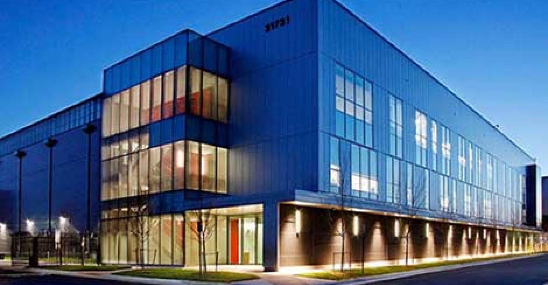 مرکز داده Equinix DC2 ، اشبورن ، ویرجینیا